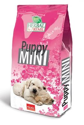 Корм Premil Herbal Puppy Mini
