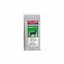 Royal Canin CLUB Adult CC 20кг
