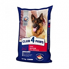 Club 4 Paws Active